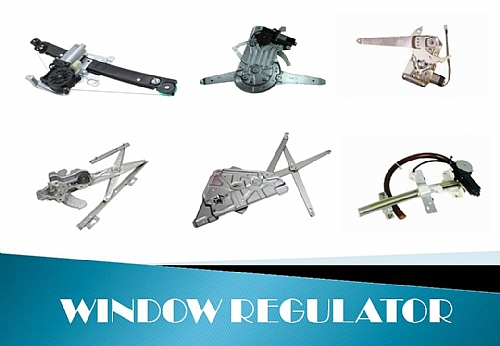 Power Window Regulators